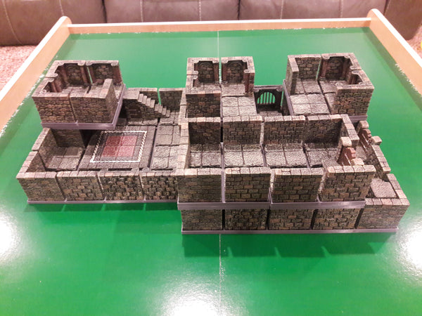 FOR DISPLAY ONLY D&D / Dwarven Forge