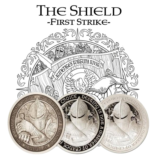 FIRST STRIKE - The Shield Set - The Destiny Series