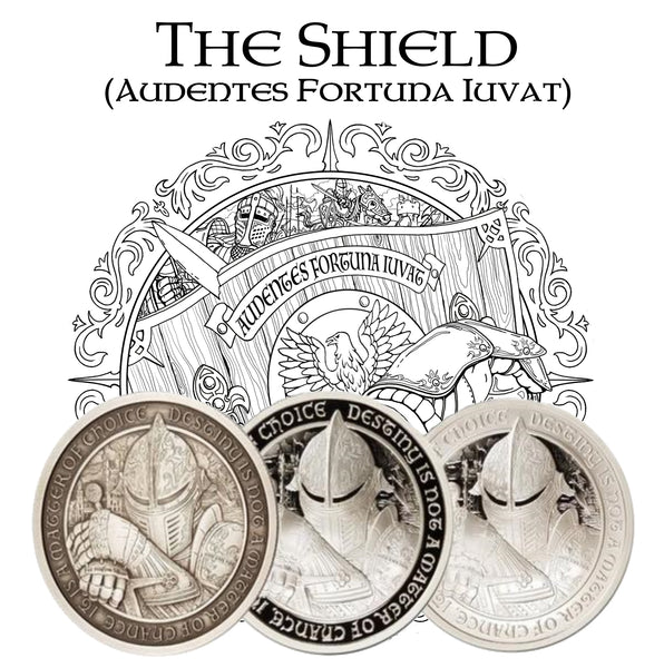 "Destiny of Three ""THE SHIELD"" - (includes all three rounds) - The Destiny Series"