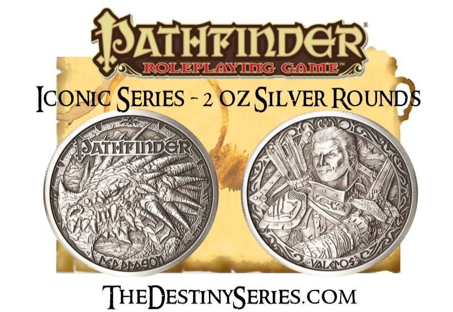 First Edition: Pathfinder - Iconics