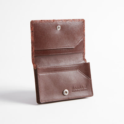 Barramundi Business Card Wallet