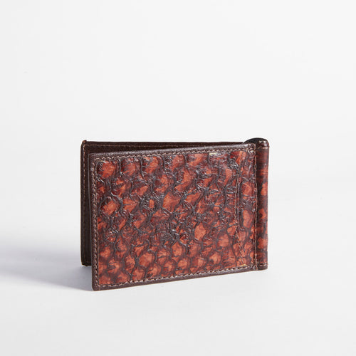 Bill Fold Barramundi Wallet