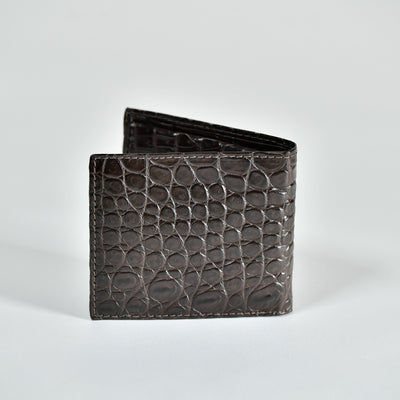 Classic Full Crocodile Wallet