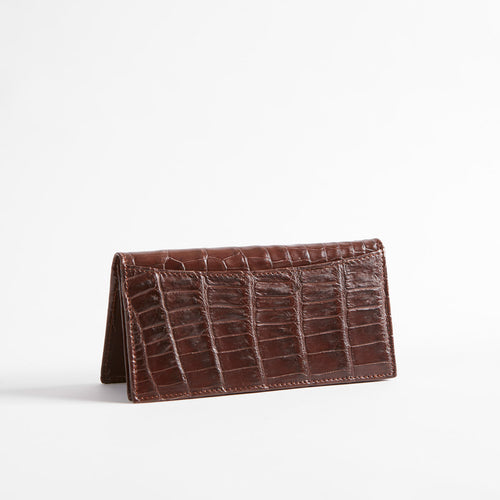 Adele Crocodile Purse