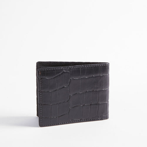 Euro Crocodile Wallet