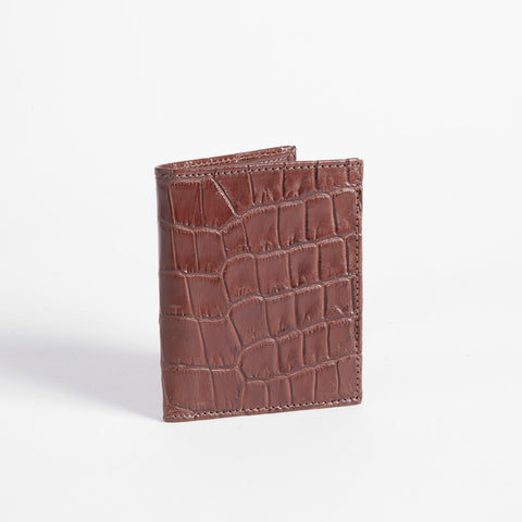 Mode Crocodile Wallet
