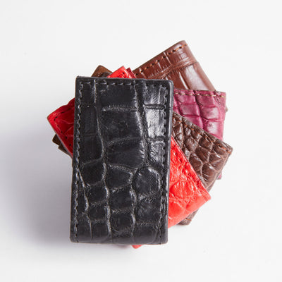 Magnetic Crocodile Money Clip