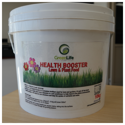 Green Life Turf Health Booster Lawn & Plant Food Fertiliser - Buy Online