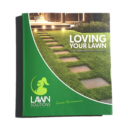 Lawn Solutions Australia Loving Your Lawn Guide 2017 - Buy Online