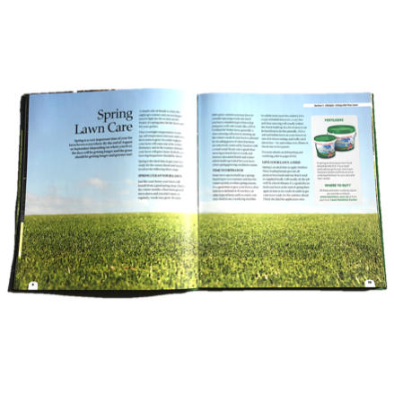 Lawn Solutions Australia Loving Your Lawn Guide 2017