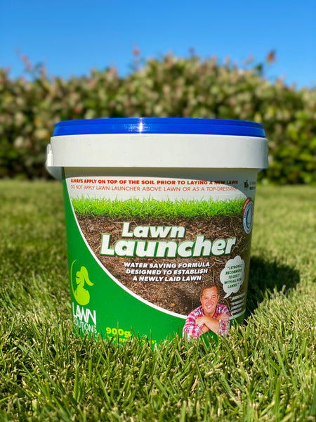 Lawn Launcher Starter Fertiliser - 900g or 3kg