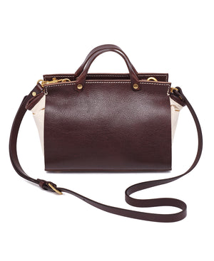 Out West Leather Satchel