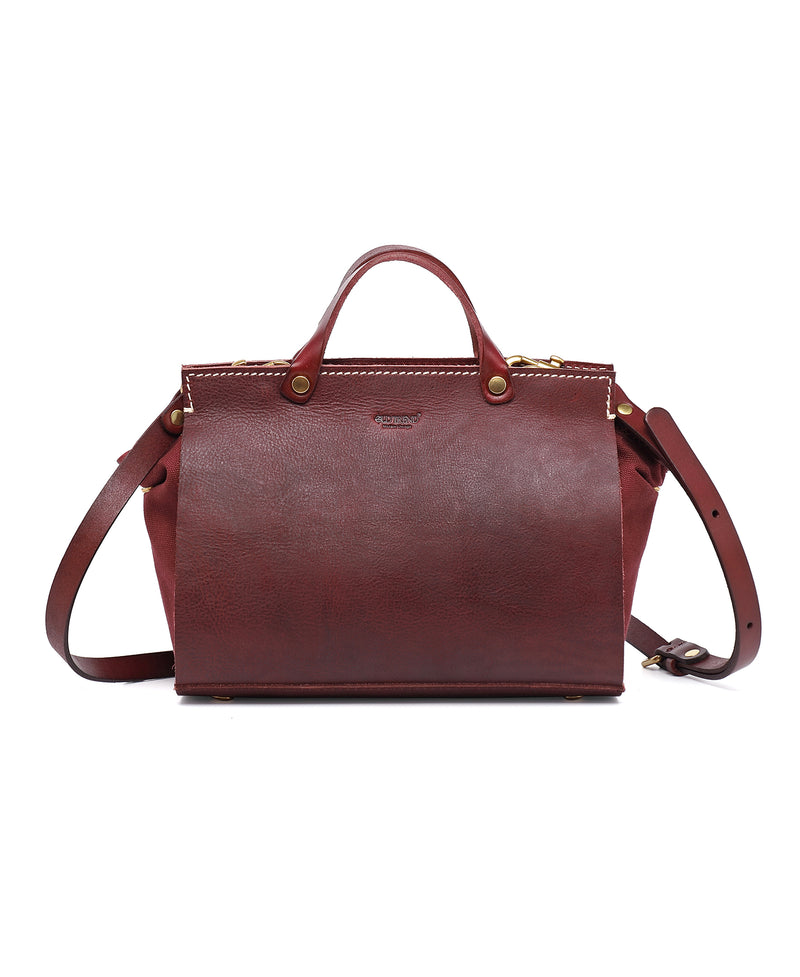 Old Trend Out West Leather Satchel