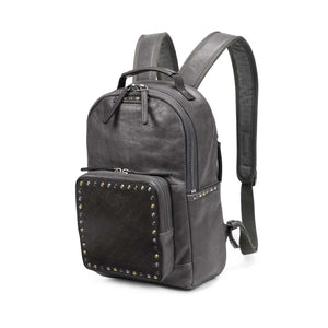 Soul Stud Leather Backpack
