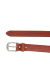 Sunburst Leather Belt