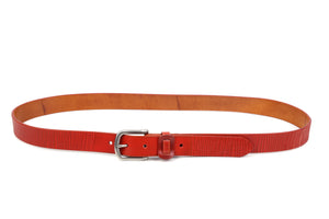 Bur Leather Belt