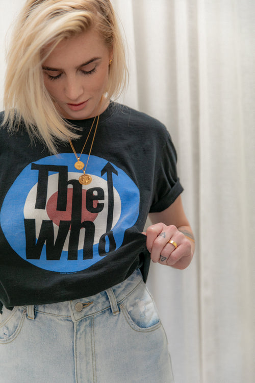 THE WHO BAND TEE - M