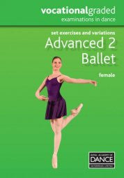 DVD Advanced 2 Female
