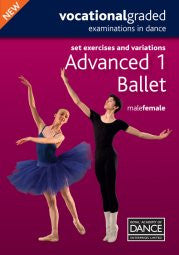 DVD Advanced 1 Male/Female