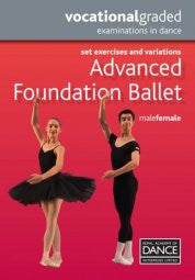 DVD Advanced Foundation Male/Female