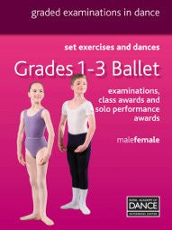 DVD Grade 1- 3 Set Exercises and Dances