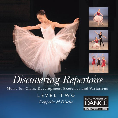 Discovering Repertoire Level 2 - CD