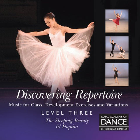 Discovering Repertoire Level 3 - CD