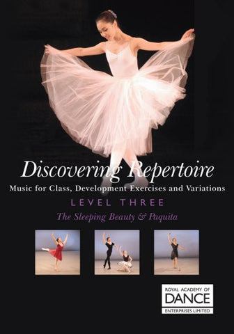 Discovering Repertoire Level 3 - Printed Music