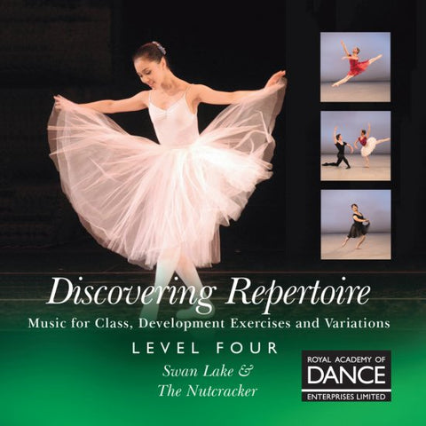 Discovering Repertoire Level 4 - CD