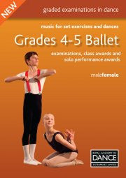 Sheet Music Book Grades 4-5