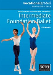 Sheet Music Book - Intermediate Foundation Girls and Boys