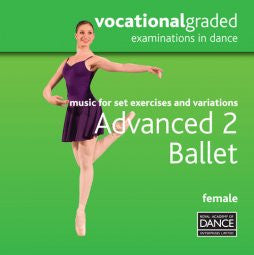 CD Advanced Two Female (examinable from 2105)