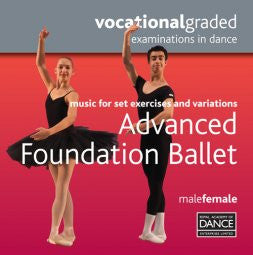 CD Advanced Foundation Male/Female