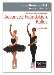 Syllabus Book Advanced Foundation Male/Female