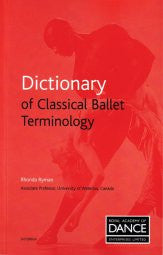 Book - Dictionary of Classical Ballet Terminology