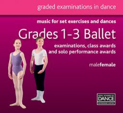 CD Grade 1-3 Set Exercises and Dances