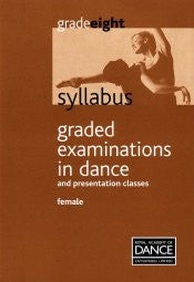 Syllabus Book Grade 8 Exams and Presentation Classes- Female