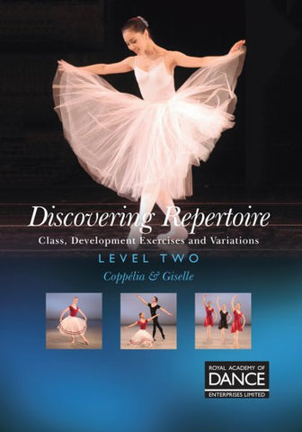 Discovering Repertoire Level 2 - Book