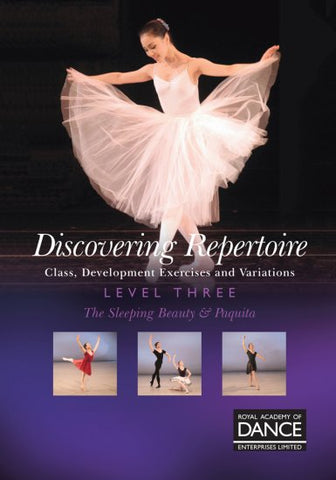 Discovering Repertoire Level 3 - DVD