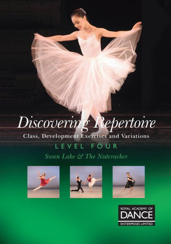 Discovering Repertoire Level 4 - Book