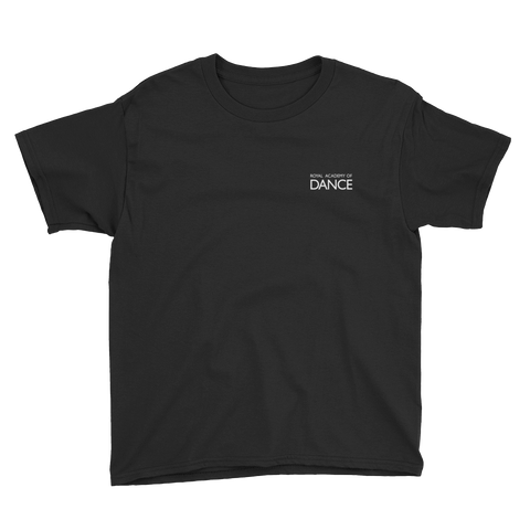 Project B Black Youth T shirt