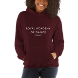 Royal Academy of Dance Sydney Unisex Heavy Blend Hooded Sweatshirt