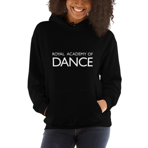 Royal Academy Of Dance Unisex Heavy Blend Hooded Sweatshirt