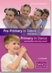 Syllabus Book Pre Primary and Primary in Dance