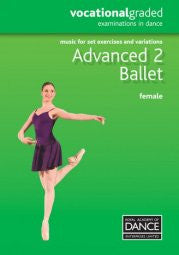Sheet Music Book - Advanced Two Female