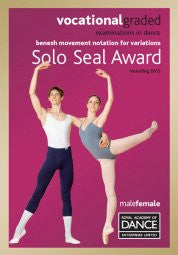 Syllabus Book Solo Seal Award - Benesh Movement Notation for Variations with DVD