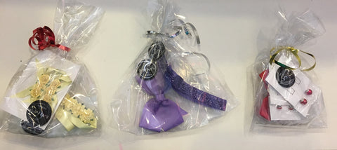 "Christmas stocking filler ""Hair Accessories Lucky Dip"""
