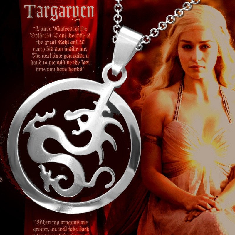 Targaryen Necklace - Best Fantasy Shop
