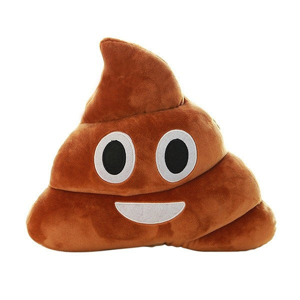 Turd Cushion Emoji