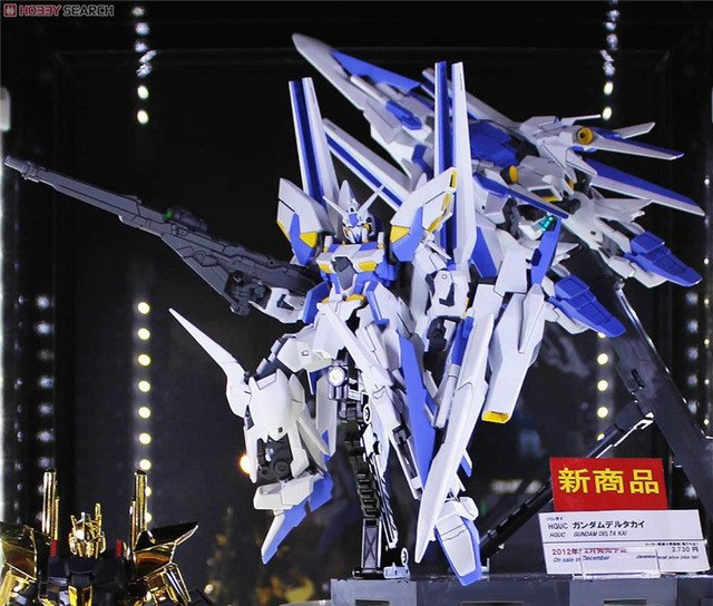 1/144 Gundam Delta Kai - Best Fantasy Shop